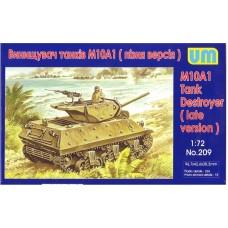 Истребитель танков M10A1 (поздняя версия)