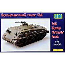 Огнеметный танк T68