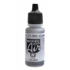 """Краска акриловая """"Model Air"""" Aluminum"""