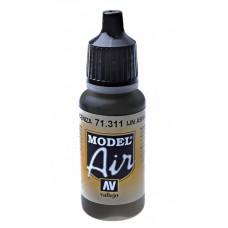 """Краска акриловая """"Model Air"""" IJN пепел"""