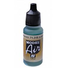 """Краска акриловая """"Model Air"""" A-28M серо-синий"""