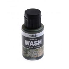 Смывка Model Wash, темно-зеленая - 35 мл