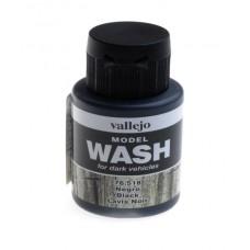 Смывка Model Wash, черная - 35 мл