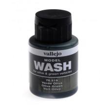 Смывка Model Wash, оливково-зеленая - 35 мл