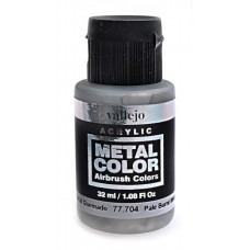 """Краска акриловая """"Metal Color"""" бледно-жженый металл, 32 мл"""