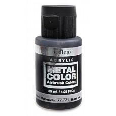 """Краска акриловая """"Metal Color"""" жженое железо, 32 мл"""