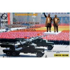"""Конверсионный набор для зенитно-ракетного комплекса S-125 """"Neva"""""""